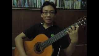Belajar Gitar Klasik Dua Hal Penting Ketika Menekan
