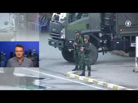 Militärputsch in Thailand - Norbert Lübbers mit Einschätzungen