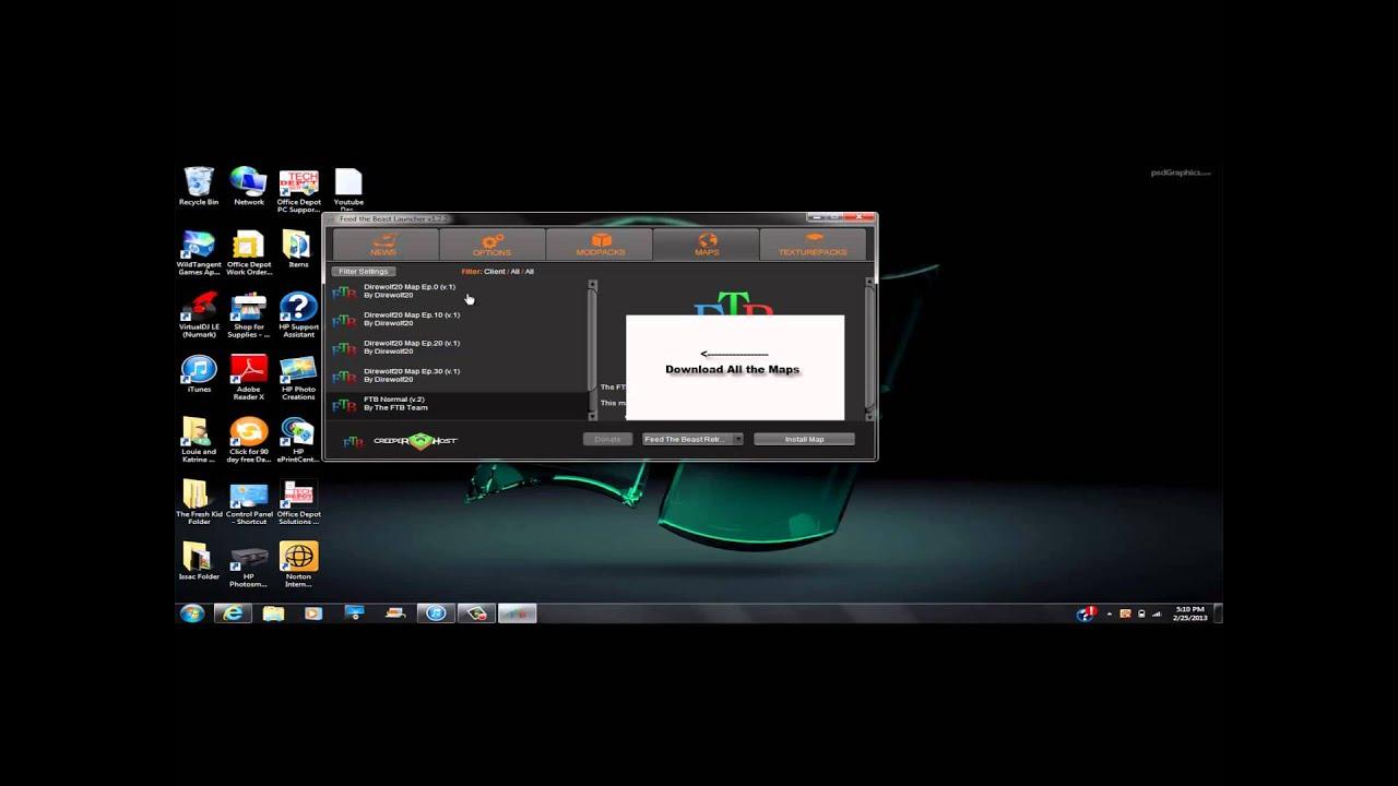 minecraft windows 10 custom maps download