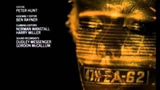 Goldfinger – Shirley Bassey