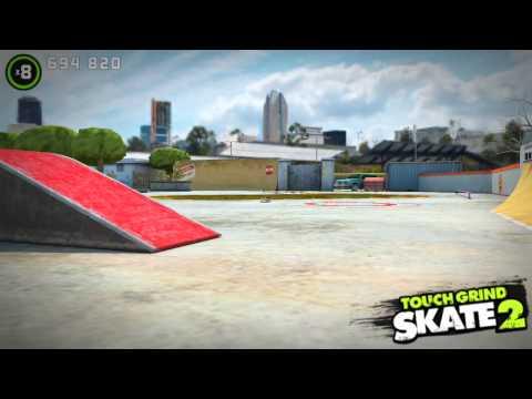 Touchgrind Skate 2: Ván trượt siêu hạng