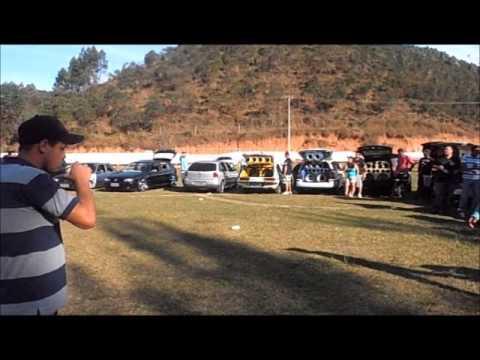 Encontro de Som Automotivo em Vargem Grande 11/08/2013