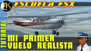 FSX - Un vuelo realista
