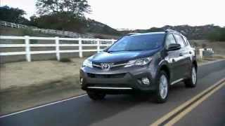 All-New 2013 Toyota RAV4