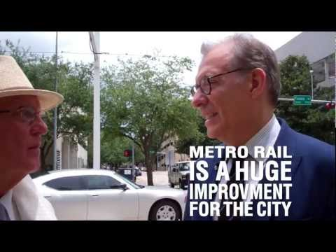 The Benefits of Rail for Houston (with MFAH Director Gary Tinterow)