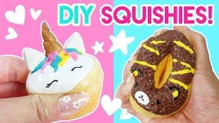 How to Make DIY Squishies (No Memory Foam)!