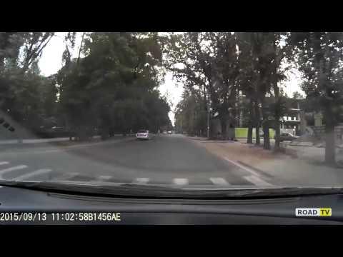 Киргизии ДТП Наезд на пешехода в Бишкеке