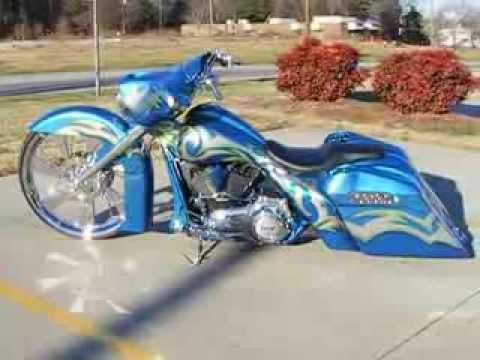 Custom Harley Road Glide 26 Inch Wheel