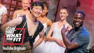 Bonus Scenes: Kevin gets a kick out of ballet | Kevin Hart: What The Fit | Laugh Out Loud Network