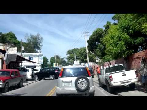 Petionville, Port-au-Prince, Delmas, Cité Soleil - Haiti - Overflight