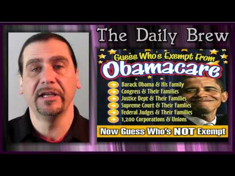 THE DAILY BREW #089 (3/2/2014) #RussiaInvadesUkraine #ww3 #RalphNader #HillaryClinton #JebBush