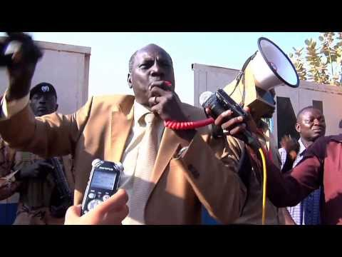 December 17th South Sudan Information Minister urges people  seeking refuge to return home