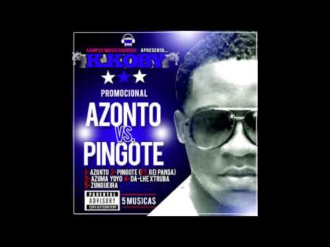 K.Koby Azonto Vs  Pingoté  Ft Rei Panda KAMPUS MUSIC RECORDS   MELHOR HOUSE MUSIC   AFRO HOUSE  DJ S