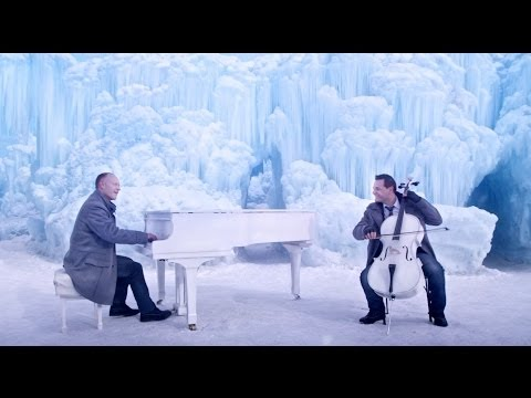 Let It Go (Disney's Frozen) Vivaldi's Winter - ThePianoGuys