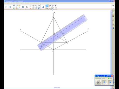 piramide a base quadrata
