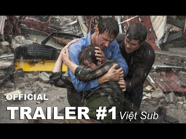 Cuồng phong thịnh nộ (Into the Storm) - Official Trailer #1 Vietsub