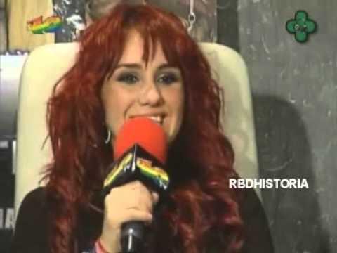 [2007] RBD en Los 40 Principales en una Entrevista en España