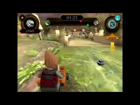 Lego Legends of Chima: Speedorz - Tribal Cup (Eglor, Cragger & Laval)