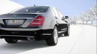 W222 Image Video - Testing the new S-Class - Mercedes videos