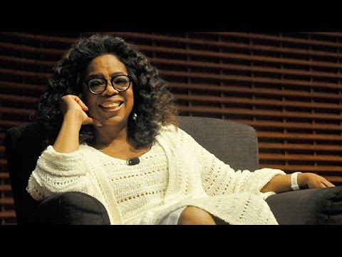 Oprah Winfrey Talks Discovering Her Calling, Life & Leadership