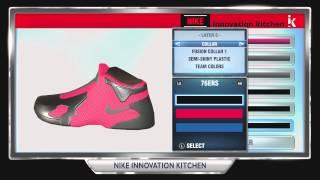 NBA 2K14: Nike Innovation Kitchen: Unlocking My Lebron 11