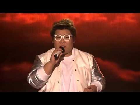 Australia's Got Talent 2013 | Finals | Leon Lee Is Pitch Perfect