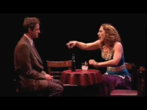 But I Dont Want to Talk About Her-I Love You Because, Original Off-Broadway Production