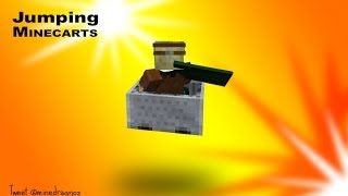 Marvellous Jumping Minecarts Batman Minecraft 1.8