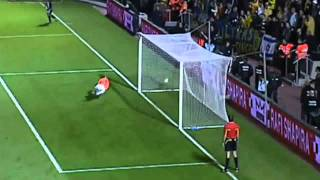 Ricardo Quaresma Vs Maccabi Tel Aviv 1/12/2011