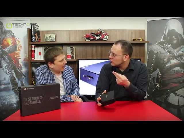 ASUS Chromebox CN60 İncelemesi
