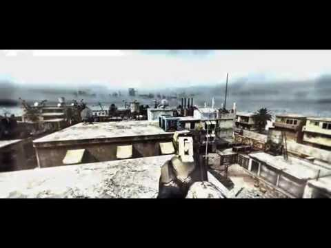 The Average Day on Backlot (CoD4) (PC)