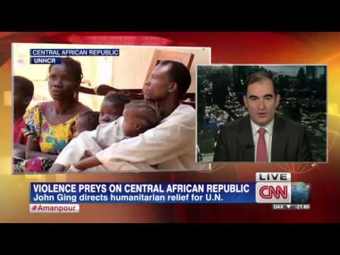 'Seeds of genocide' sown in Central African Republic, U N  official warns