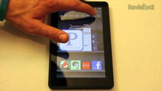 Kindle Fire Full Walkthrough