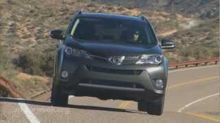Road Test: 2013 Toyota RAV4