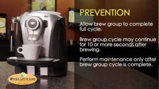 Coffee Tech Tips: How To Solve Brew Group Position Issues
