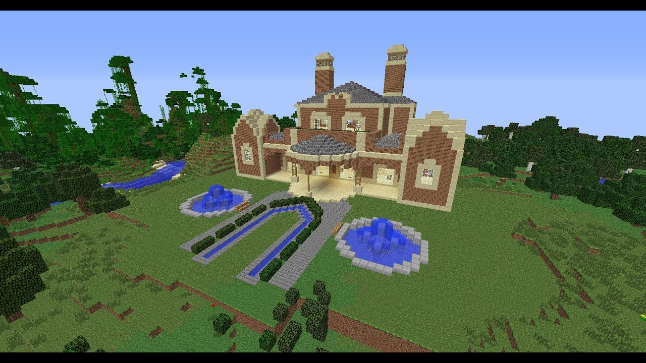 Minecraft ma villa youtube - Minecraft villa ...