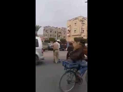 ملتحي يدعي النبوة أمام قيادة أيت عميرة