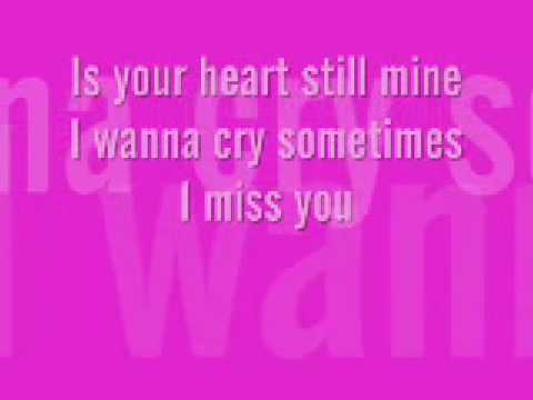 Aaliyah- I Miss You w/ lyrics, The title says it all, except, R.I.P. Aaliyah