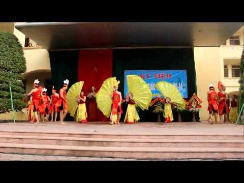 Văn Nghệ 19-11-2014 A5k41 Múa: Dòng máu Lạc Hồng