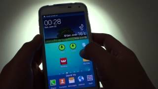 Samsung Galaxy S5: How To Record Video With Flash Light On