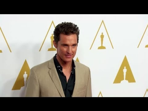 Matthew McConaughey Admits to Being Wild Before Marriage