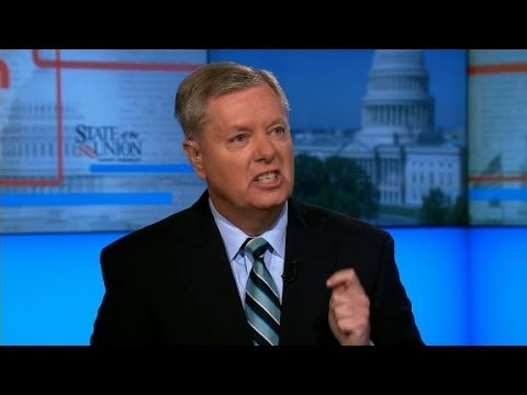 Lindsey Graham: Obama 'delusional' on Iraq