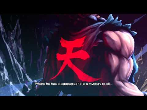 SFXT - Akuma Intro Cinematic