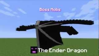 Minecraft All Mobs!