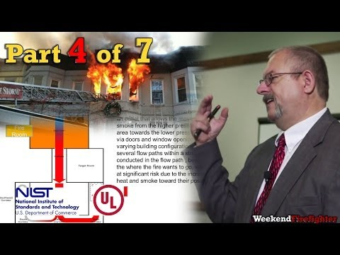 NIST and UL research on fire dynamic case studies: Part 4