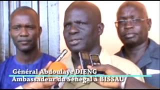 General Abdoulaye Dieng Ambassadeur Du Senegal A Bissau