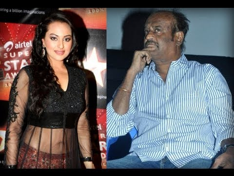 Lingaa Movie : Sonakshi Sinha Talk about Rajinikanth     | Tamil New Movies Hot News | Gossips