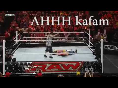 WWE KOMİK MONTAJ #1 John Cena & Rey Mysterio vs CM Punk & R Truth