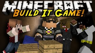 Minecraft Mini-Game : BUILD IT!