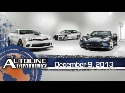 Chrysler Needs New Cars - Autoline Daily 1273